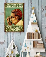 Harmonica Once Upon A Time 11x17 Poster lifestyle-holiday-poster-2