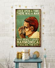 Harmonica Once Upon A Time 11x17 Poster lifestyle-holiday-poster-3