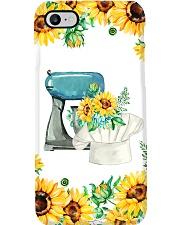 Baking Machine Sunflowers  Phone Case i-phone-7-case