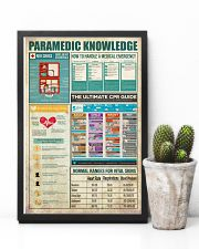 Paramedic Knowledge 11x17 Poster lifestyle-poster-8