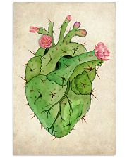 Cardiologist Cacti Heart 11x17 Poster front