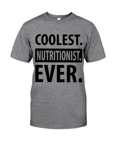 Coolest nutritionist ever