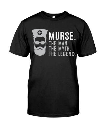 Nurse The Man The Myth