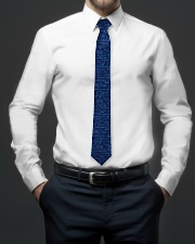 Teacher Navy Math Equations Tie aos-tie-lifestyle-front-01