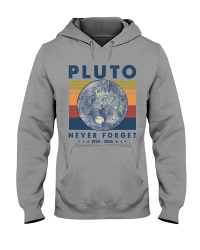 Science Pluto Never Forget