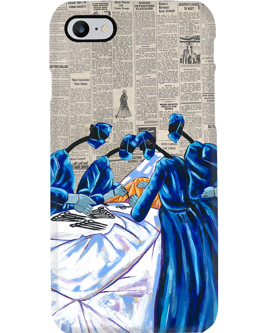 Surgical Technologist Operating Room Phone Case