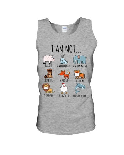 Vegan I am not