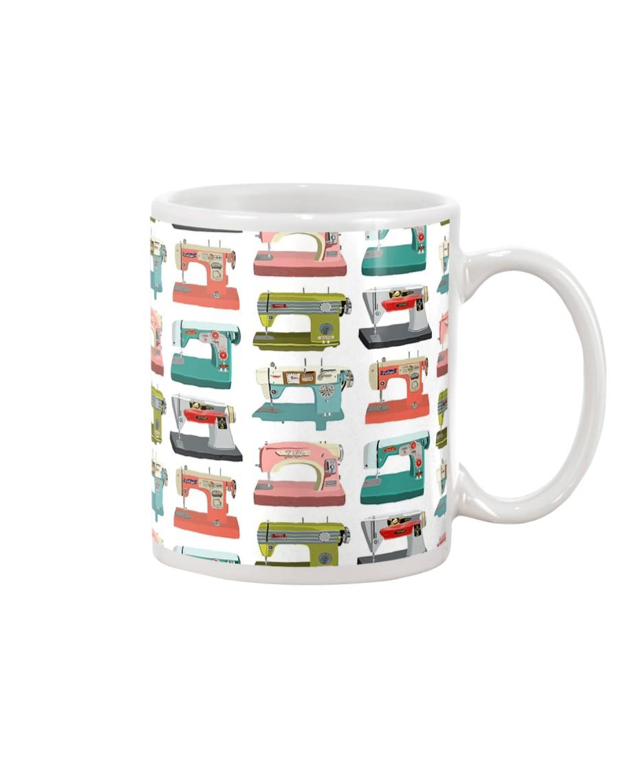 Sewing Machine Many Mug