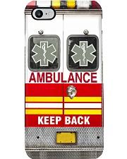 Paramedic EMT Ambulance Phone Case i-phone-7-case
