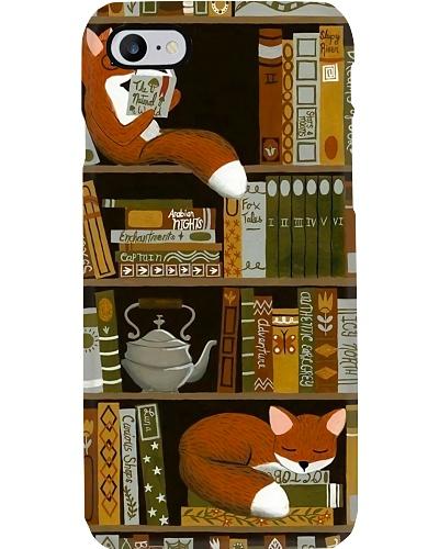 Librarian Shelf Phonecase