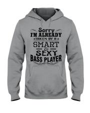 Smart And Sexy Bass Player Hooded Sweatshirt thumbnail