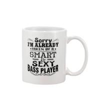 Smart And Sexy Bass Player Mug thumbnail