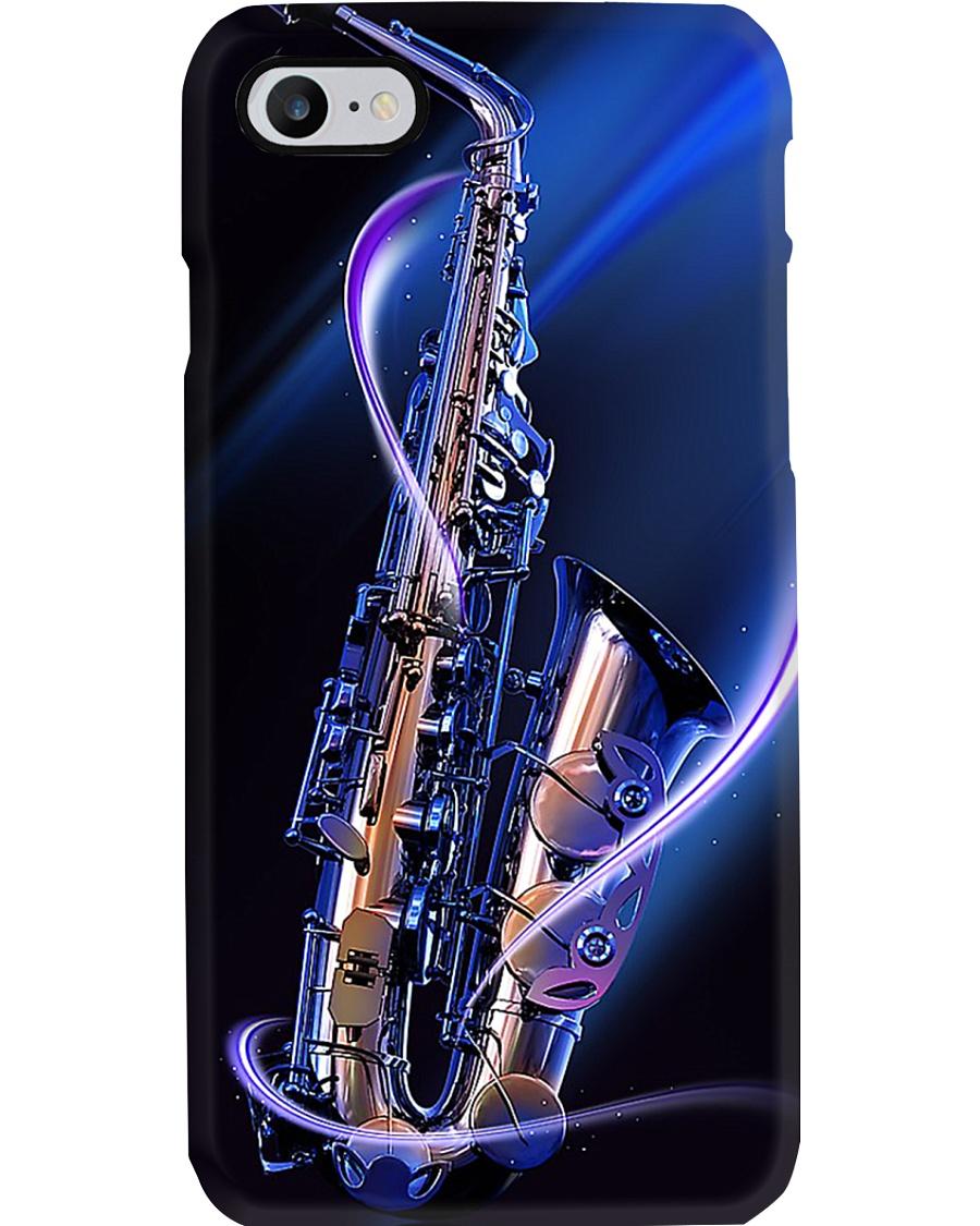 Saxophone Minimalist Style Phone Case
