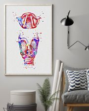 SLP Larynx And Vocal Cord 11x17 Poster lifestyle-poster-1