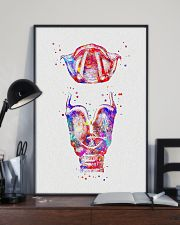 SLP Larynx And Vocal Cord 11x17 Poster lifestyle-poster-2