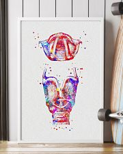 SLP Larynx And Vocal Cord 11x17 Poster lifestyle-poster-4