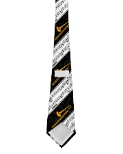 Trombonist Trombone And Music Notes Tie back