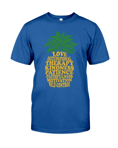 Occupational Therapy Motivation Pineapple