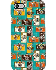 Many Color Cameras Photographer Phone Case i-phone-7-case