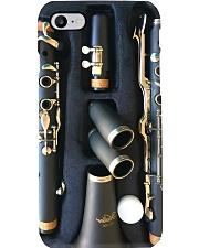 Clarinet Music Set  Phone Case i-phone-7-case