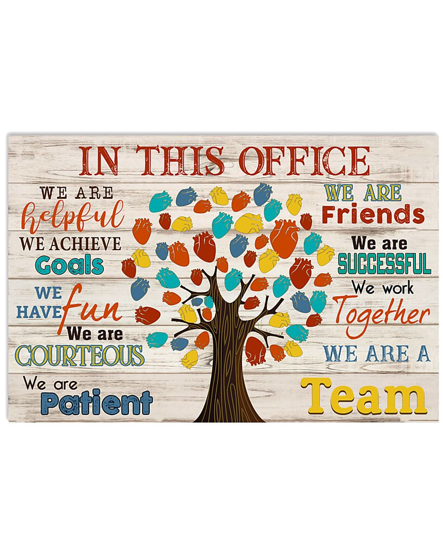 Cardiologists We Are Team 17x11 Poster