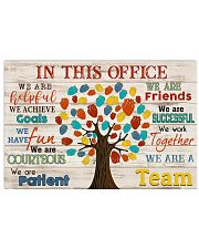 Cardiologists We Are Team 17x11 Poster front