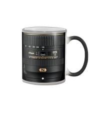 Photographer Nikon Color Changing Mug thumbnail