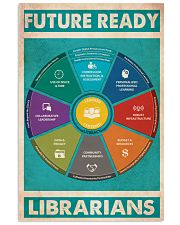 Future Ready Librarians 11x17 Poster front