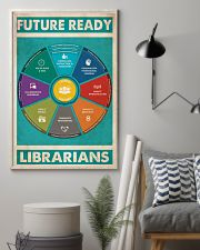 Future Ready Librarians 11x17 Poster lifestyle-poster-1
