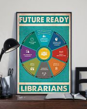 Future Ready Librarians 11x17 Poster lifestyle-poster-2