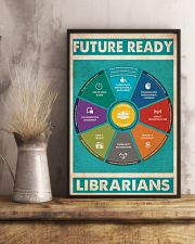 Future Ready Librarians 11x17 Poster lifestyle-poster-3