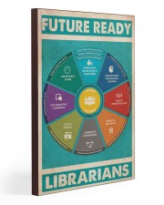 Future Ready Librarians 20x30 Gallery Wrapped Canvas Prints thumbnail