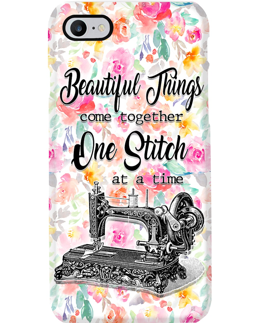 Sewing Beautiful Things Phone Case