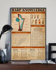 Harp Knowledge 11x17 Poster lifestyle-poster-2