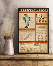 Harp Knowledge 11x17 Poster lifestyle-poster-3