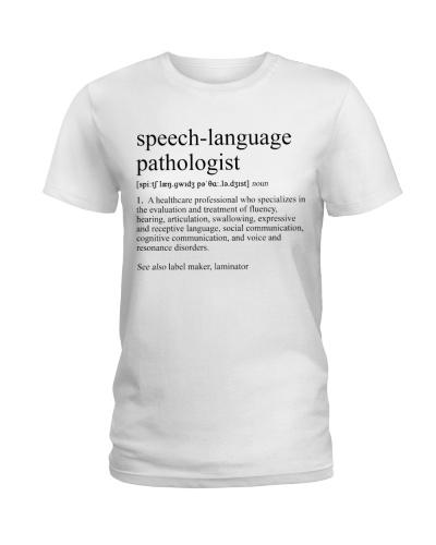 Speech Language Pathologist Definition