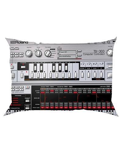 Old Synthesizer Machine