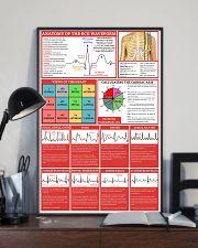 ECG Waveform Cardiologist 11x17 Poster lifestyle-poster-2