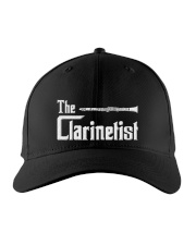 Clarinetist Clarinet Instrument  Embroidered Hat front
