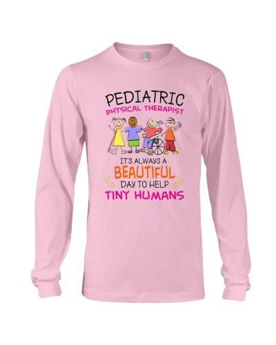 Pediatric Physical Therapist Help Tiny Humans