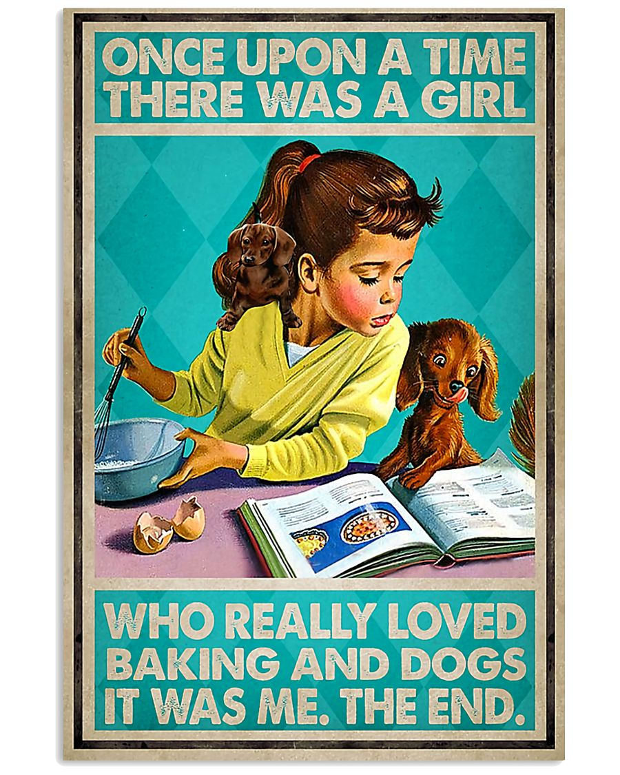 Baking Girl Once Upon A Time 11x17 Poster