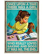Baking Girl Once Upon A Time 11x17 Poster front