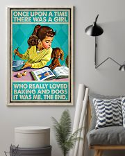 Baking Girl Once Upon A Time 11x17 Poster lifestyle-poster-1