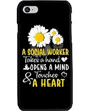A Social Worker Phone case Phone Case i-phone-7-case