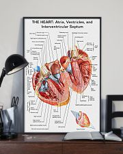 The Heart Knowlege Cardiologist 11x17 Poster lifestyle-poster-2