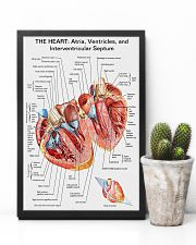 The Heart Knowlege Cardiologist 11x17 Poster lifestyle-poster-8