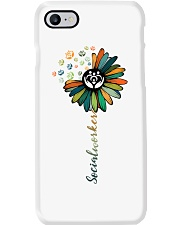Social Worker Colorful Flower Phone Case thumbnail
