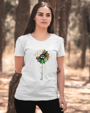 Social Worker Colorful Flower Ladies T-Shirt apparel-ladies-t-shirt-lifestyle-05