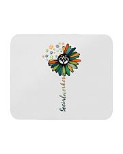 Social Worker Colorful Flower Mousepad thumbnail