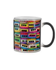DJ Cassete Color Changing Mug thumbnail
